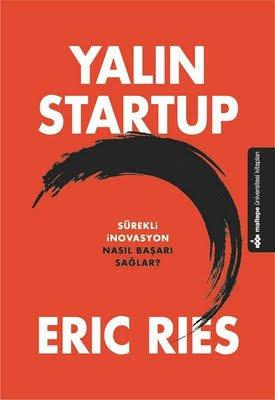 Girişimcilik kitapları: Yalın Startup