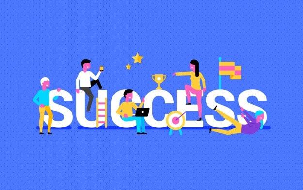 Başarıya ulaşmış insanlar