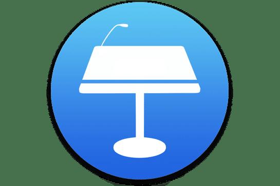 ücretsiz keynote uygulaması logo