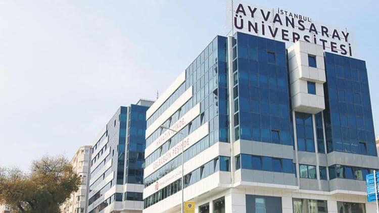 Ayvansaray Üniversitesi Eğitim Ücretleri